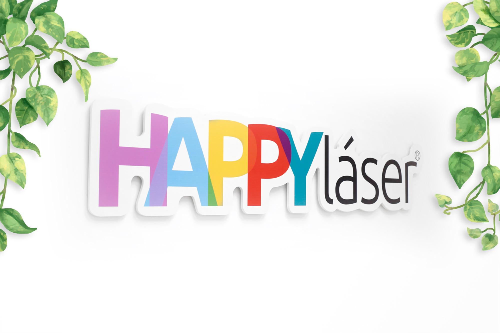 Happy láser Fans Marketing MÁLAGA