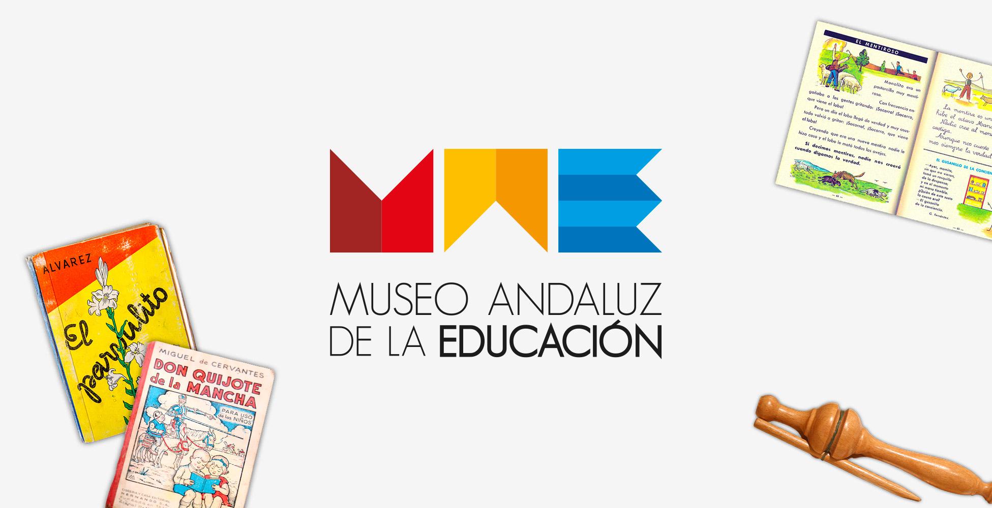 MAE - Museo Andaluz de la Educación - Branding FANS Marketing
