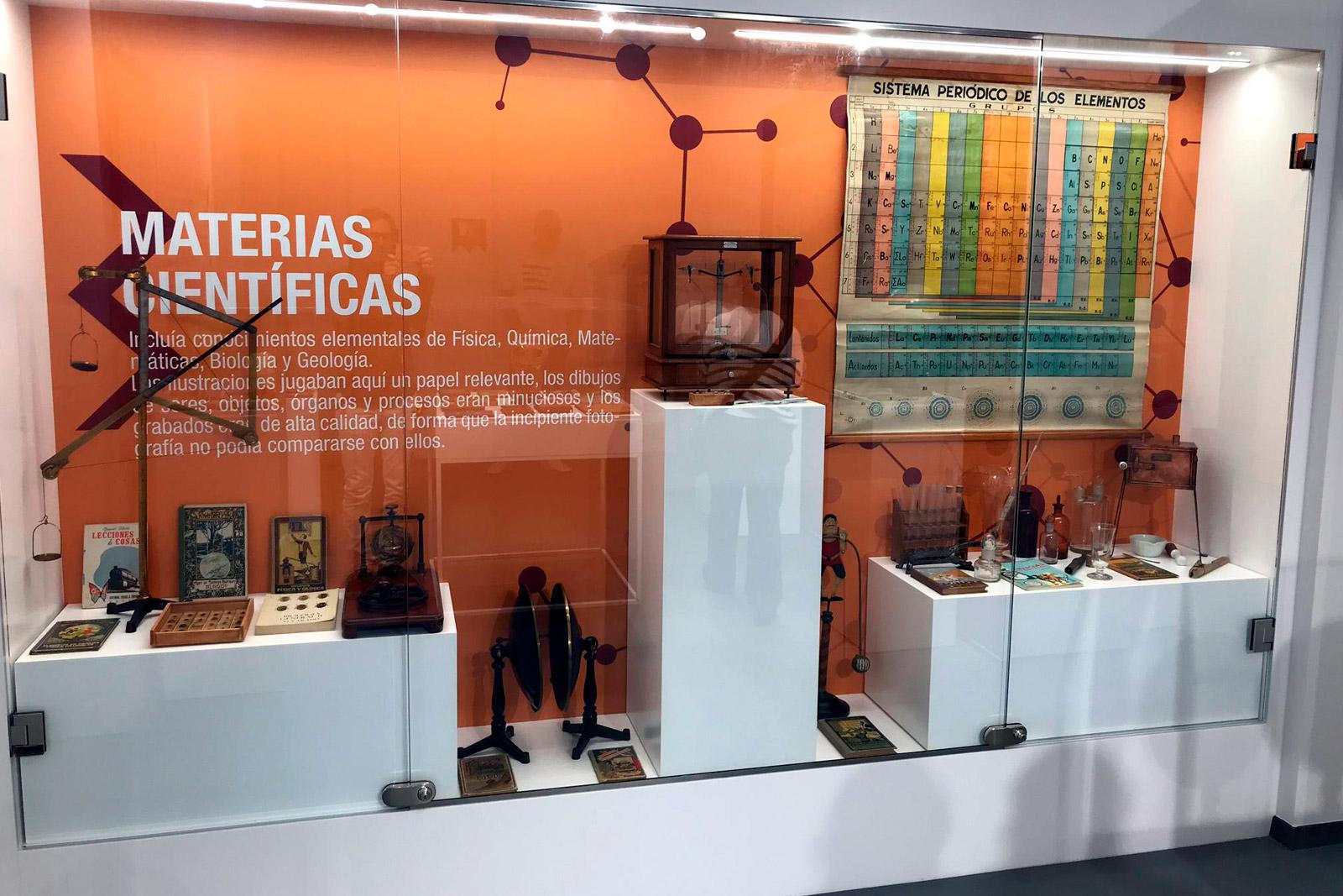 EL MUSEO ANDALUZ DE LA EDUCACIÓN, UNA EXPERIENCIA MUSEOGRÁFICA