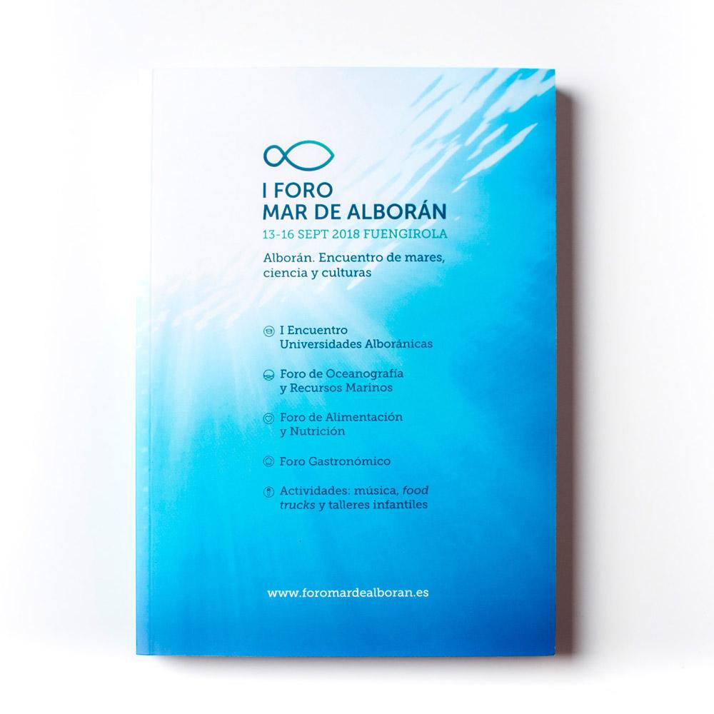Libro Foro Mar de Alborán Fans Marketing MÁLAGA