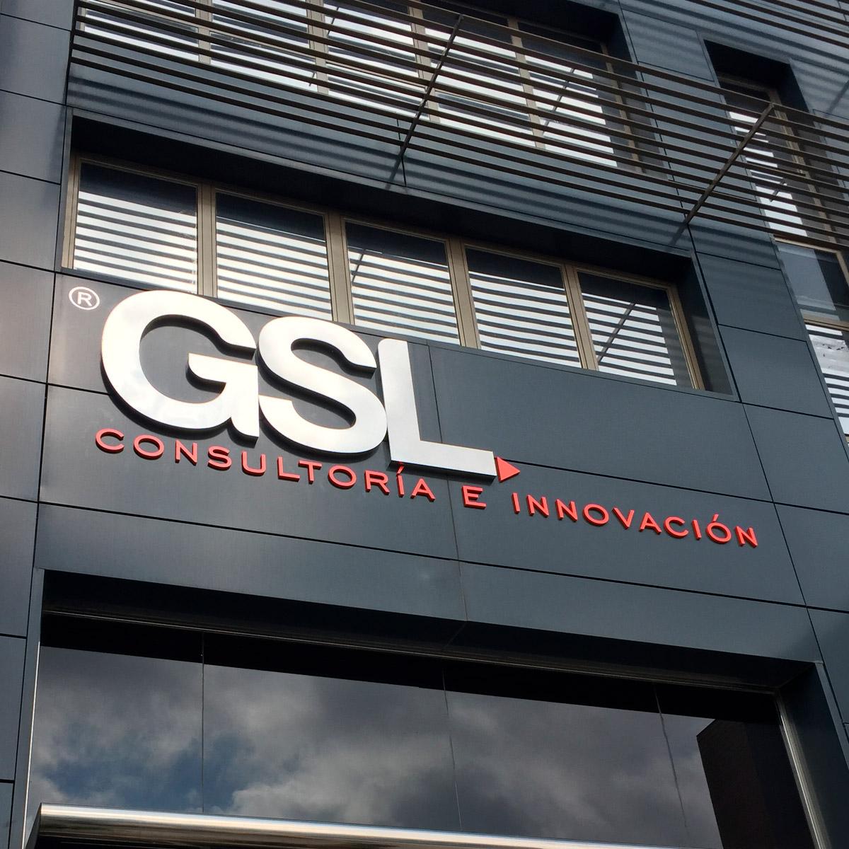 Marca GSL Consultoría e Innovación FANS Marketing Málaga