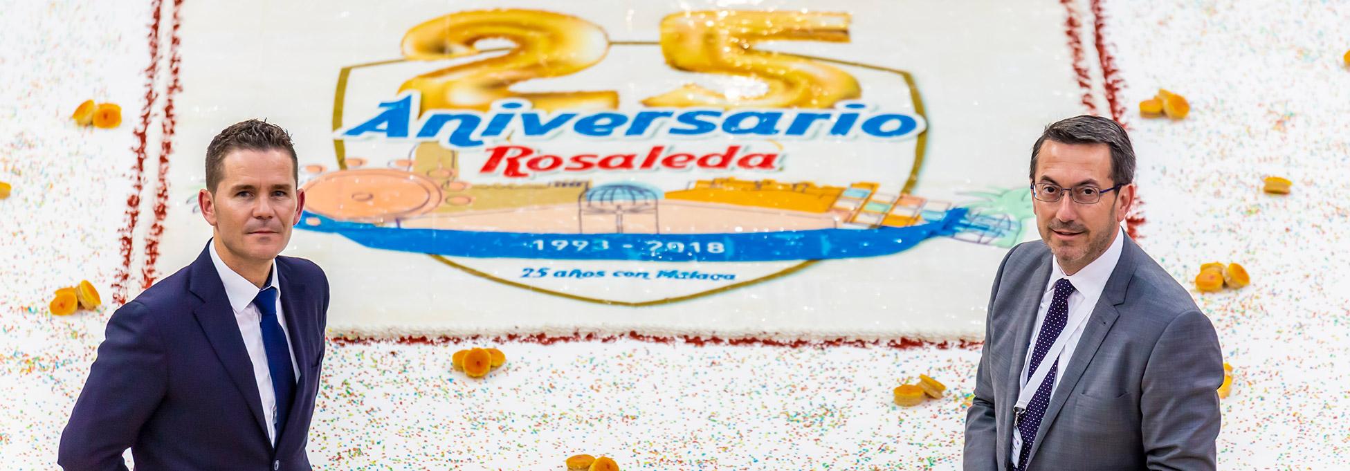 CENTRO COMERCIAL ROSALEDA - FANS MARKETING MÁLAGA